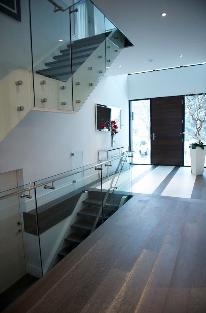 Hallway to Stairs